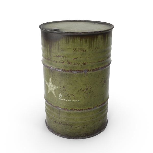 Steel Barrel Army PNG & PSD Images