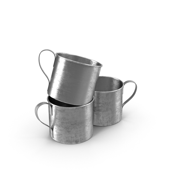 Camping Dishes And: Steel Cup PNG & PSD Images