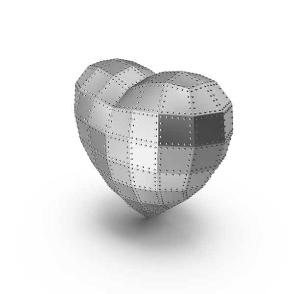 Steel Heart Object