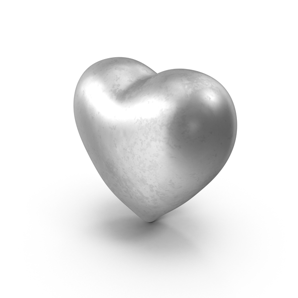 Shape: Steel Heart PNG & PSD Images