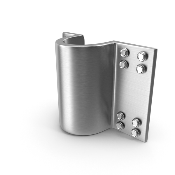 Steel Hinge Base PNG & PSD Images