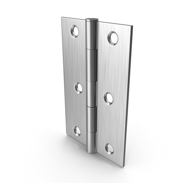 Steel Hinge PNG & PSD Images