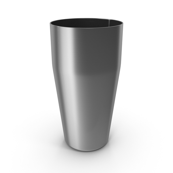 Steel Water Glass PNG & PSD Images