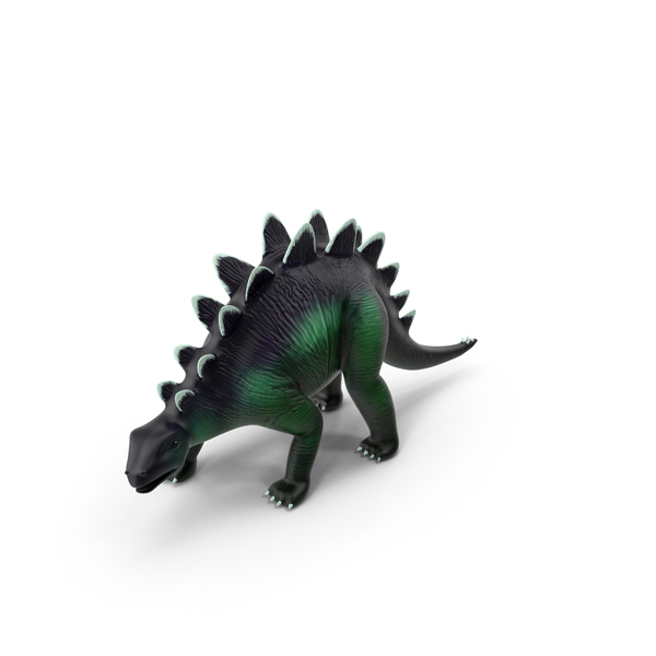 Stegosaurus Toy PNG & PSD Images