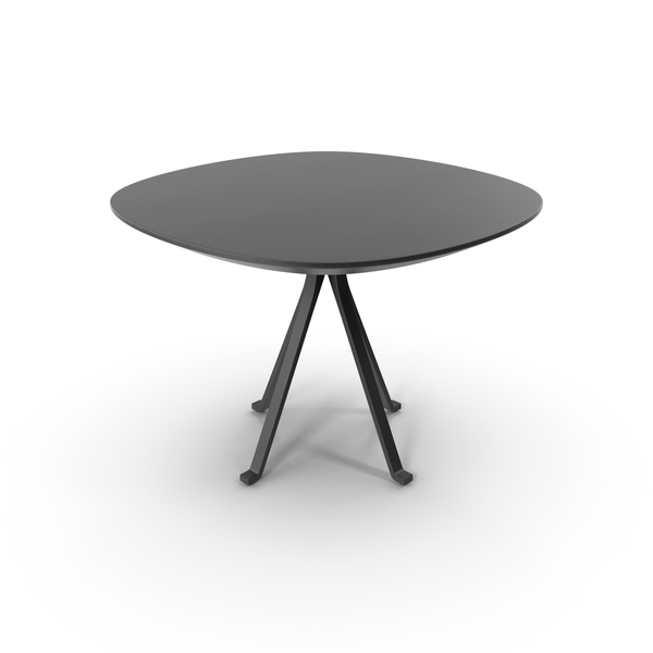 Stellar Works Blink Round Side Table PNG & PSD Images