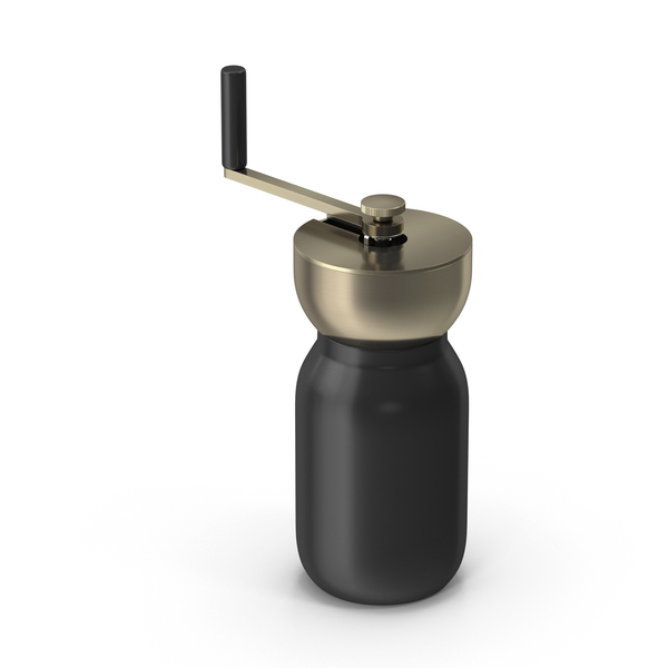 Stelton Collar Coffee Grinder PNG & PSD Images