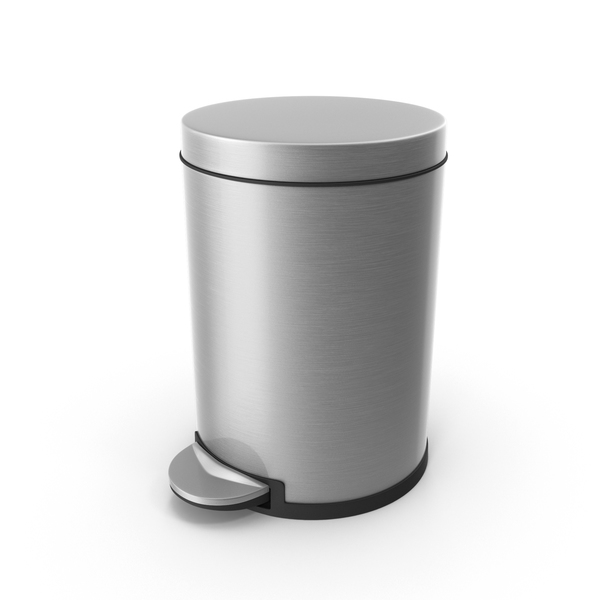Step Garbage Can PNG & PSD Images