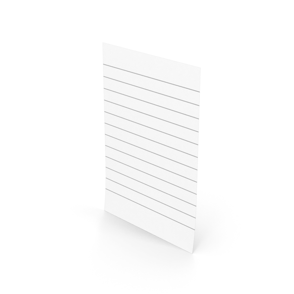 Sticky Note White PNG & PSD Images