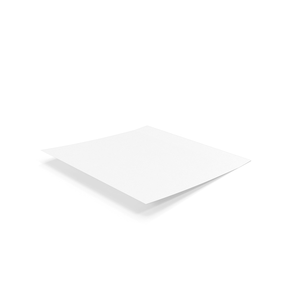 Sticky Notes White PNG & PSD Images