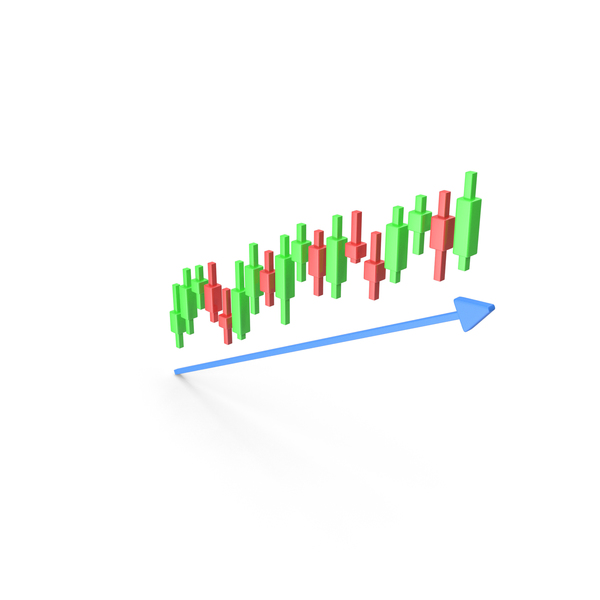 Stock Chart Uptrend PNG & PSD Images