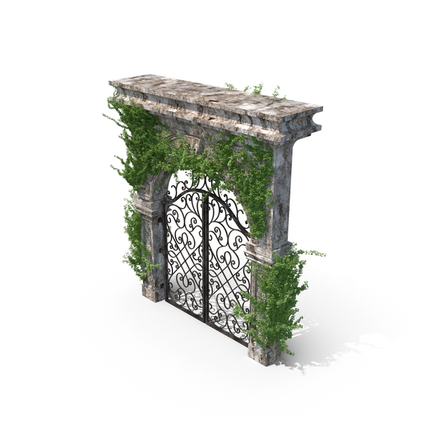 Stone Entrance correction PNG & PSD Images