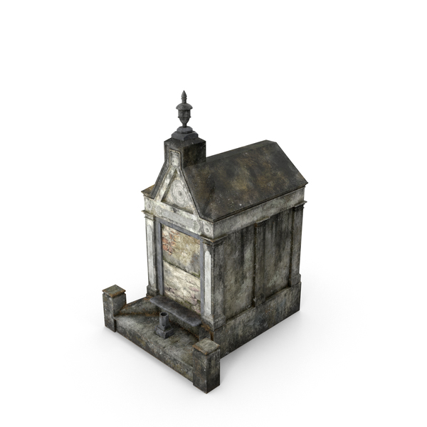 Stone Tomb PNG & PSD Images