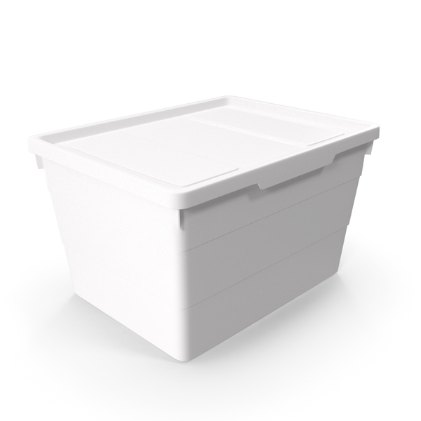 Plastic Food Container: Storage Containers with Lid PNG & PSD Images