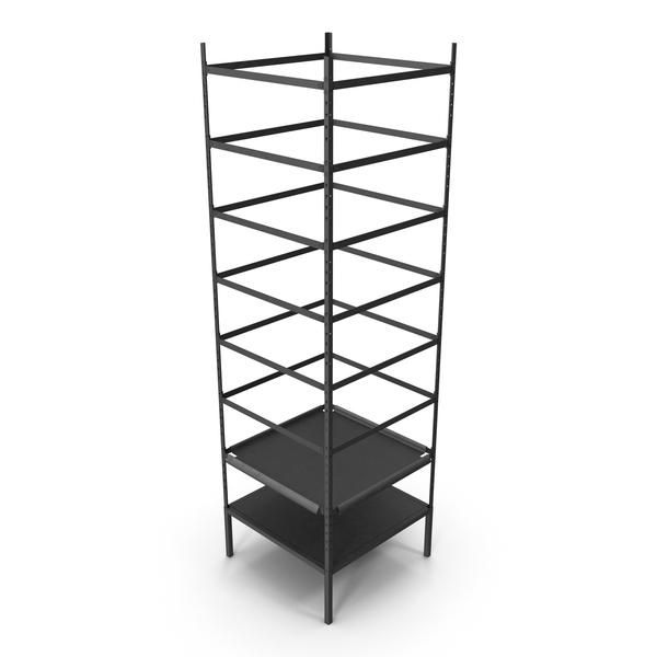 Storage Rack PNG & PSD Images