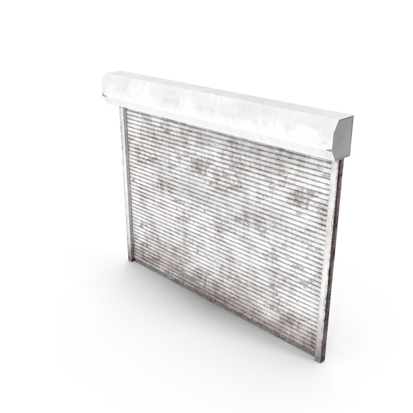 Storefront Rolling Gate PNG & PSD Images