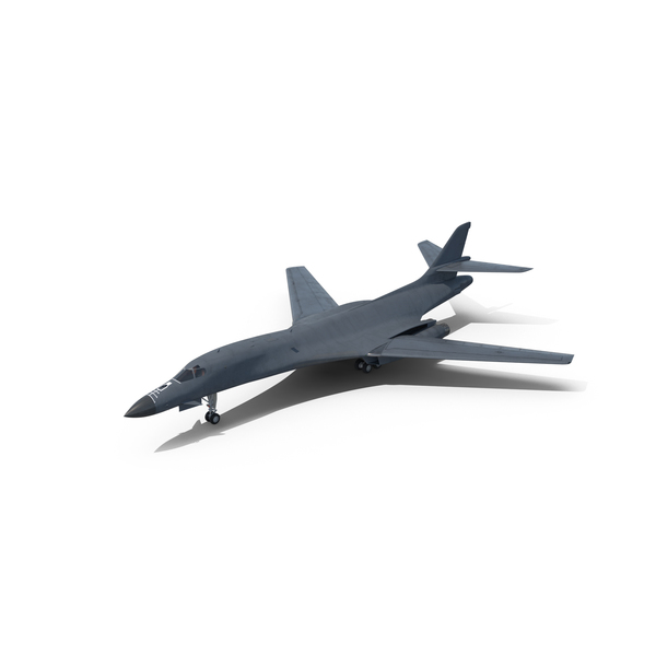 Strategic Bomber Rockwell B-1 Lancer PNG & PSD Images