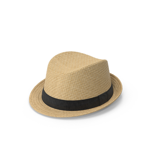 Straw Hat PNG & PSD Images