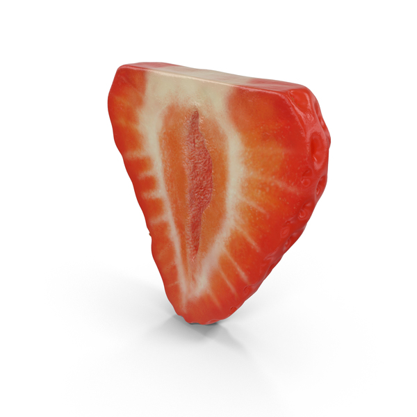 Strawberry Slice Object