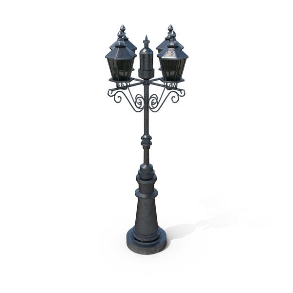 Light: Street Lamp PNG & PSD Images
