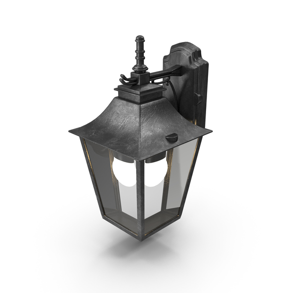 Wall Light: Street Lamp PNG & PSD Images