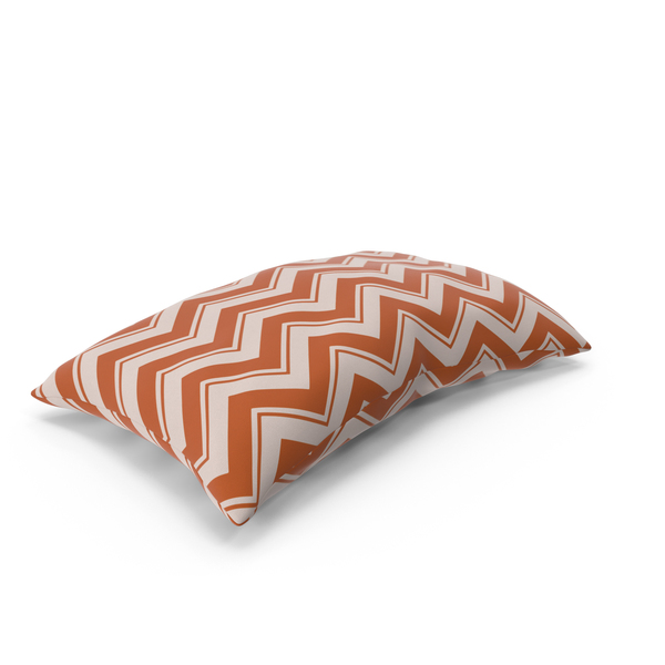 Striped Pillow PNG & PSD Images