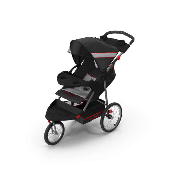 Stroller and Carrier PNG & PSD Images