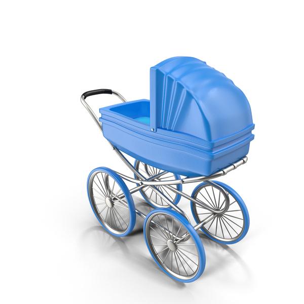 Stroller (Boy) PNG & PSD Images
