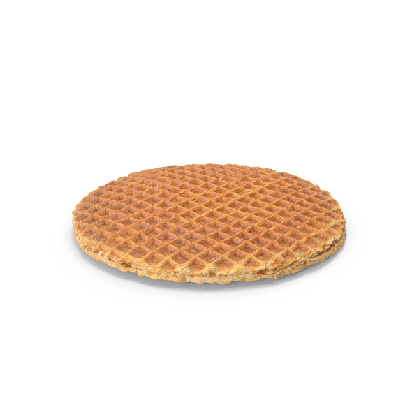Stroopwafel PNG & PSD Images