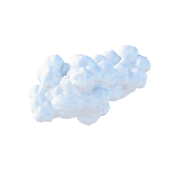 Stylized Cloud PNG & PSD Images