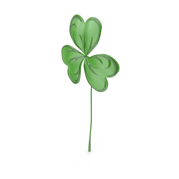 Stylized Clover PNG & PSD Images