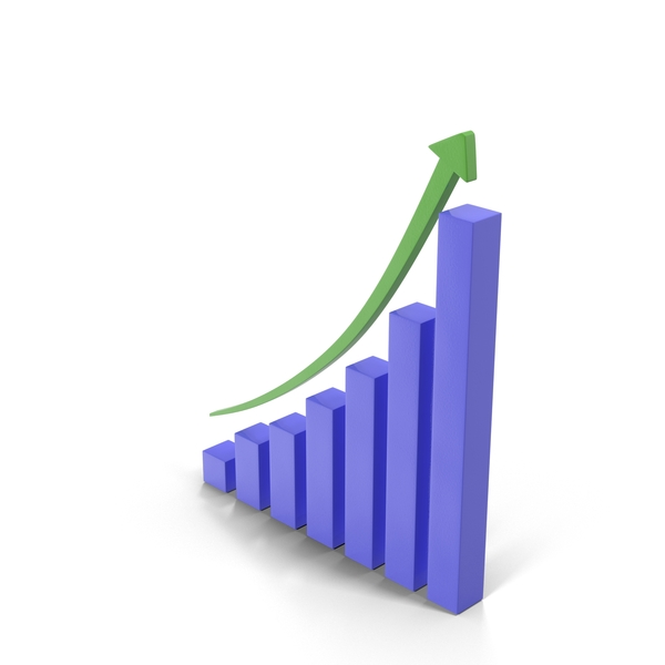Success Bar Chart PNG & PSD Images