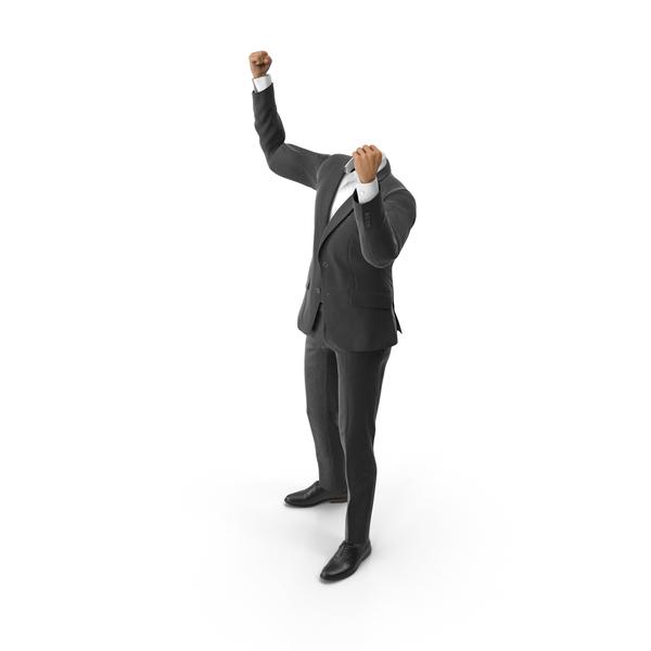 Clothing: Success Hads Up Suit Black PNG & PSD Images