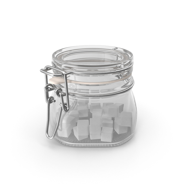 Jar: Sugar Canister Object