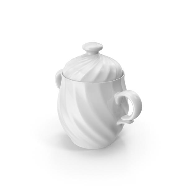 Bowl: Sugar Pot PNG & PSD Images