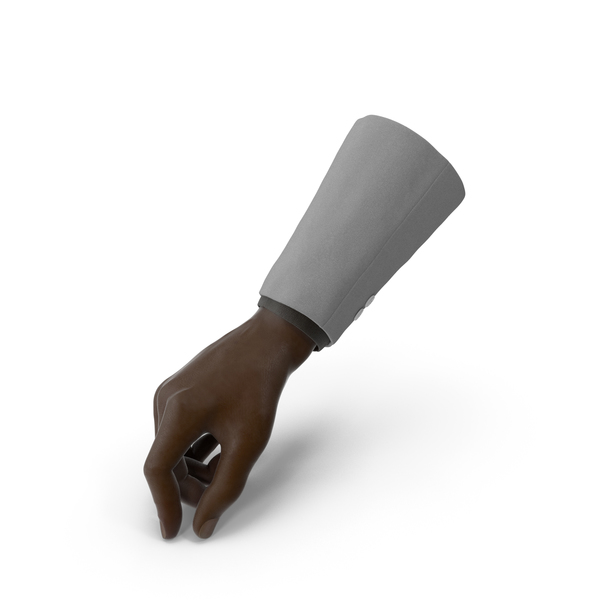 Suit Black Hand Signing Pose PNG & PSD Images