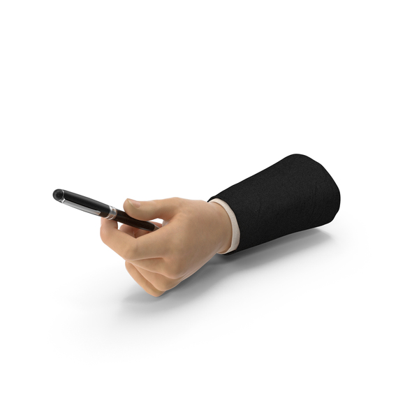Ballpoint: Suit Hand Handing Over a Pen PNG & PSD Images