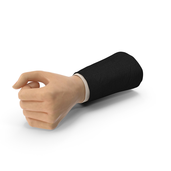Suit Hand Narrow Pole Object Hold Pose PNG & PSD Images