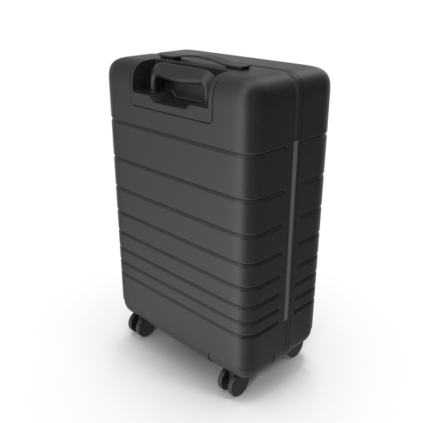 Suitcase Black PNG & PSD Images