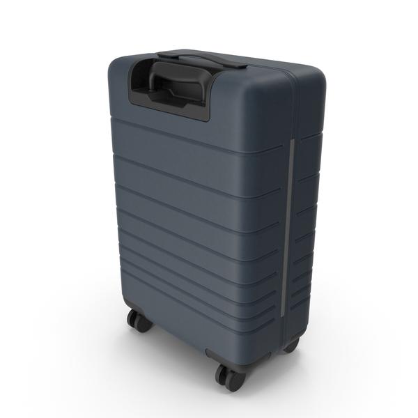 Suitcase Blue PNG & PSD Images