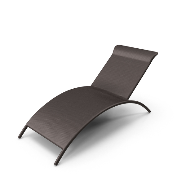 Sun Lounge Chair PNG & PSD Images