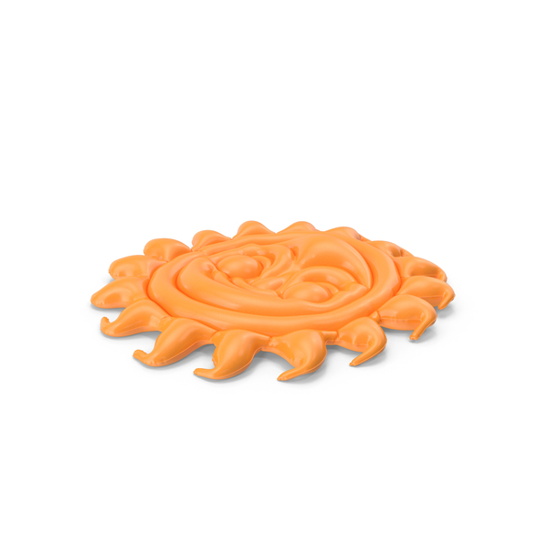 Toy: Sun Pool Float PNG & PSD Images