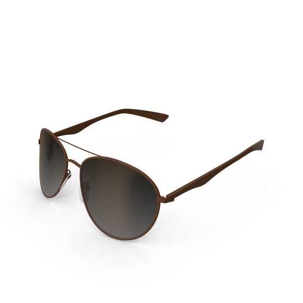 Sunglasses Brown PNG & PSD Images