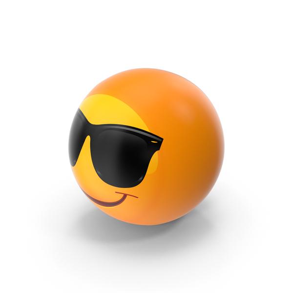 Sunglasses Emoji PNG & PSD Images