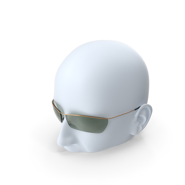 Sunglasses Head PNG & PSD Images