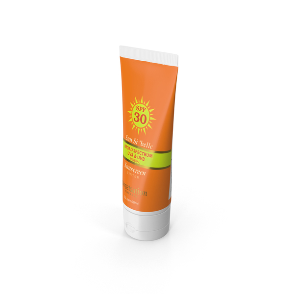 Sunscreen PNG & PSD Images