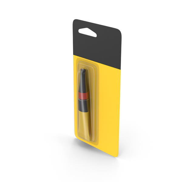 Super Glue Yellow Pack PNG & PSD Images