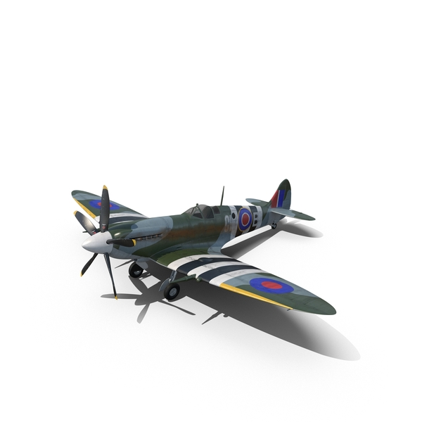 Supermarine Spitfire Object