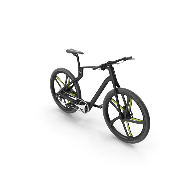 Superstrata E Carbon Electric Bicycle PNG & PSD Images