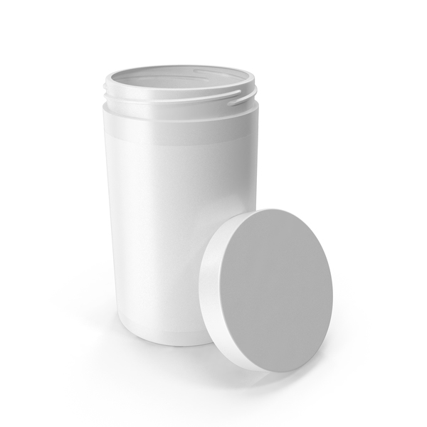 Supplement Jar Cap On Floor PNG & PSD Images
