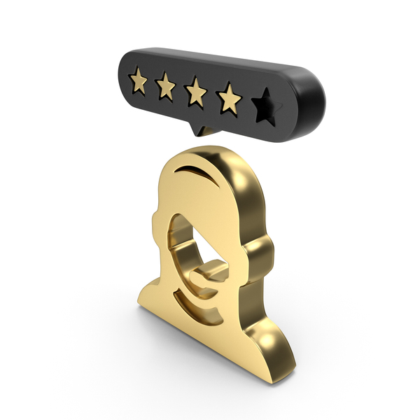 Thumbs Up: Support Customer Care Service Female Four Star Rating PNG & PSD Images
